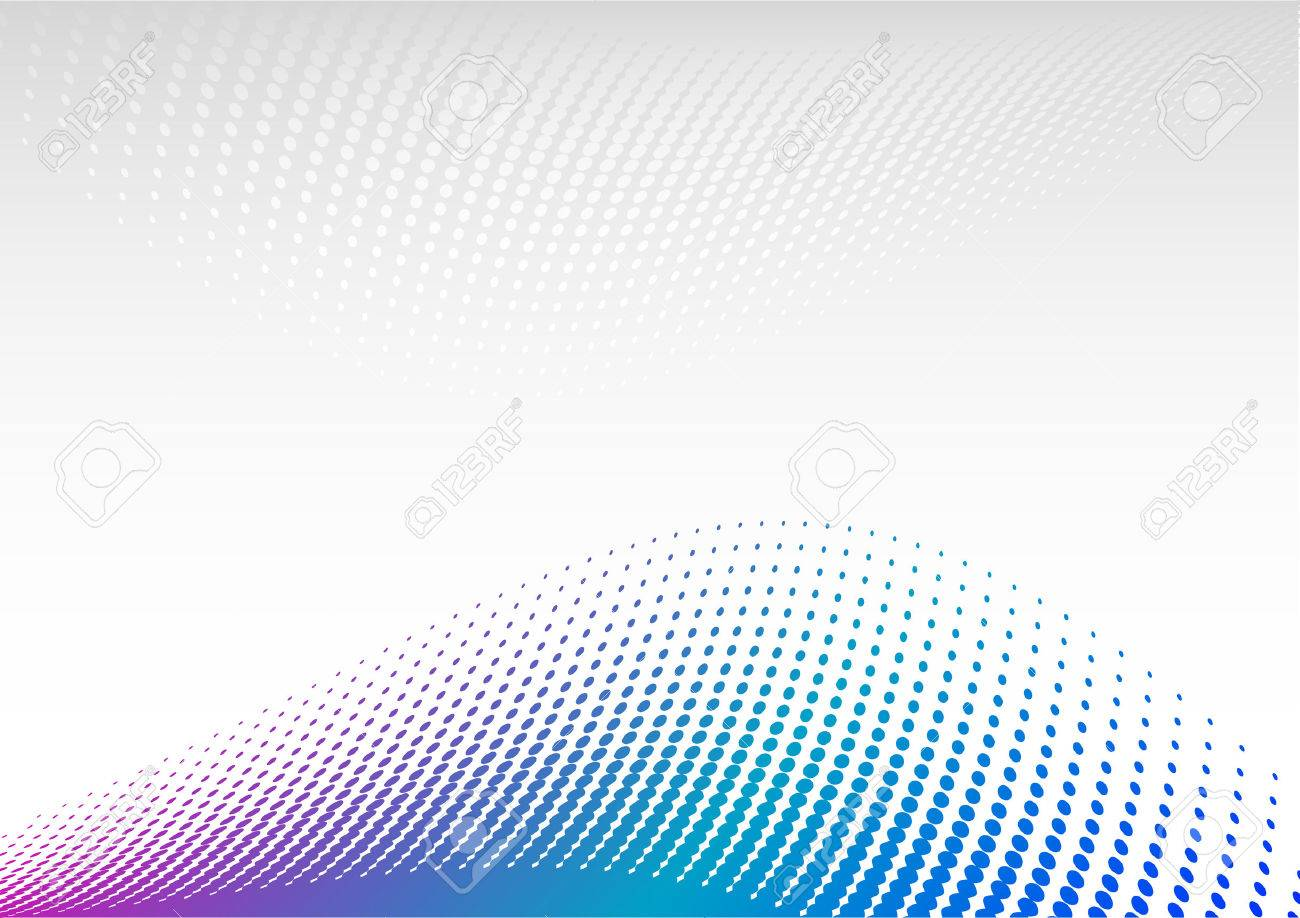 Blue and magenta halftone background Stock Vector - 6950333