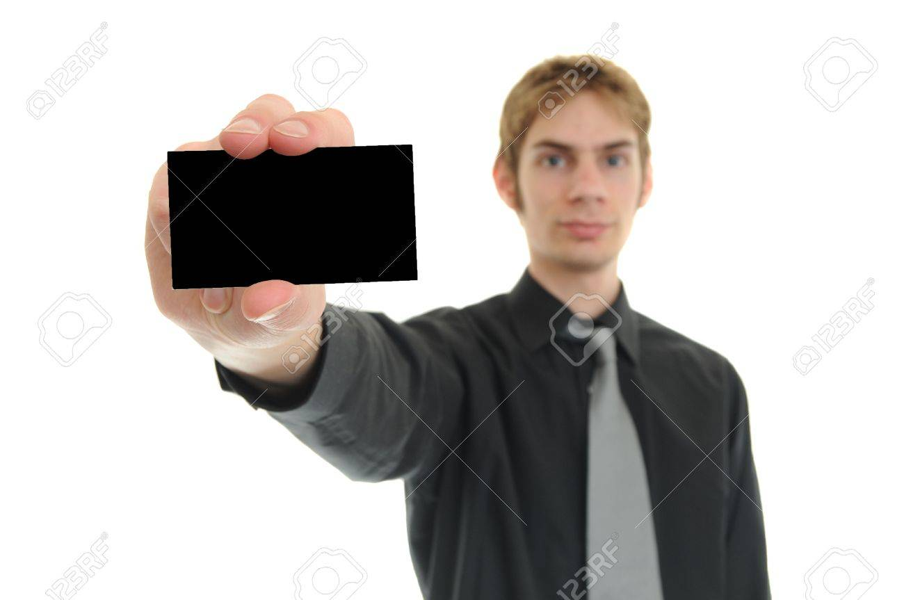 blank business card stock - Gidiye.redformapolitica.co
