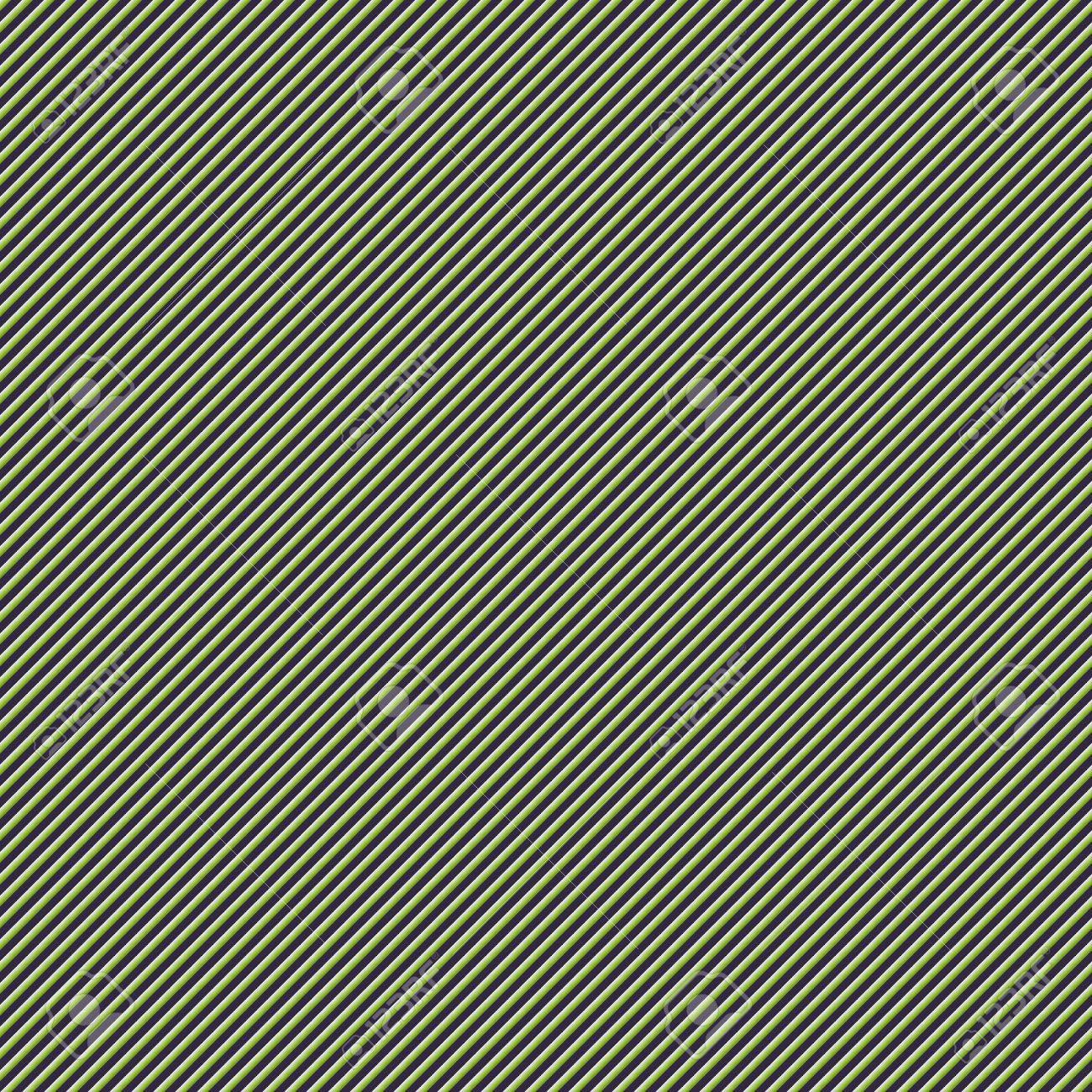 Green, purple, white diagonal lines striped diagonally on a square background. Stock Photo - 7724122