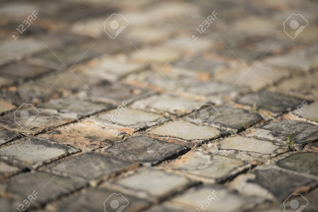 Very old and aged square tiles on the floor stock photo picture very old and aged square tiles on the floor stock photo 34556942 dailygadgetfo Images