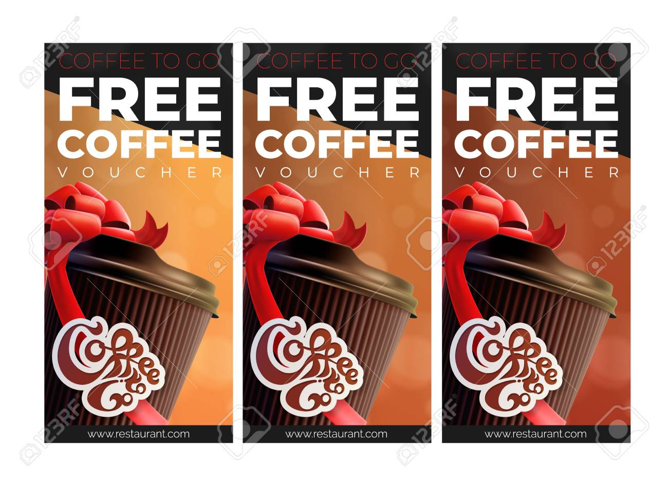 photo regarding Printable Versions called Espresso Towards Transfer Printable No cost Espresso Vouchers models.