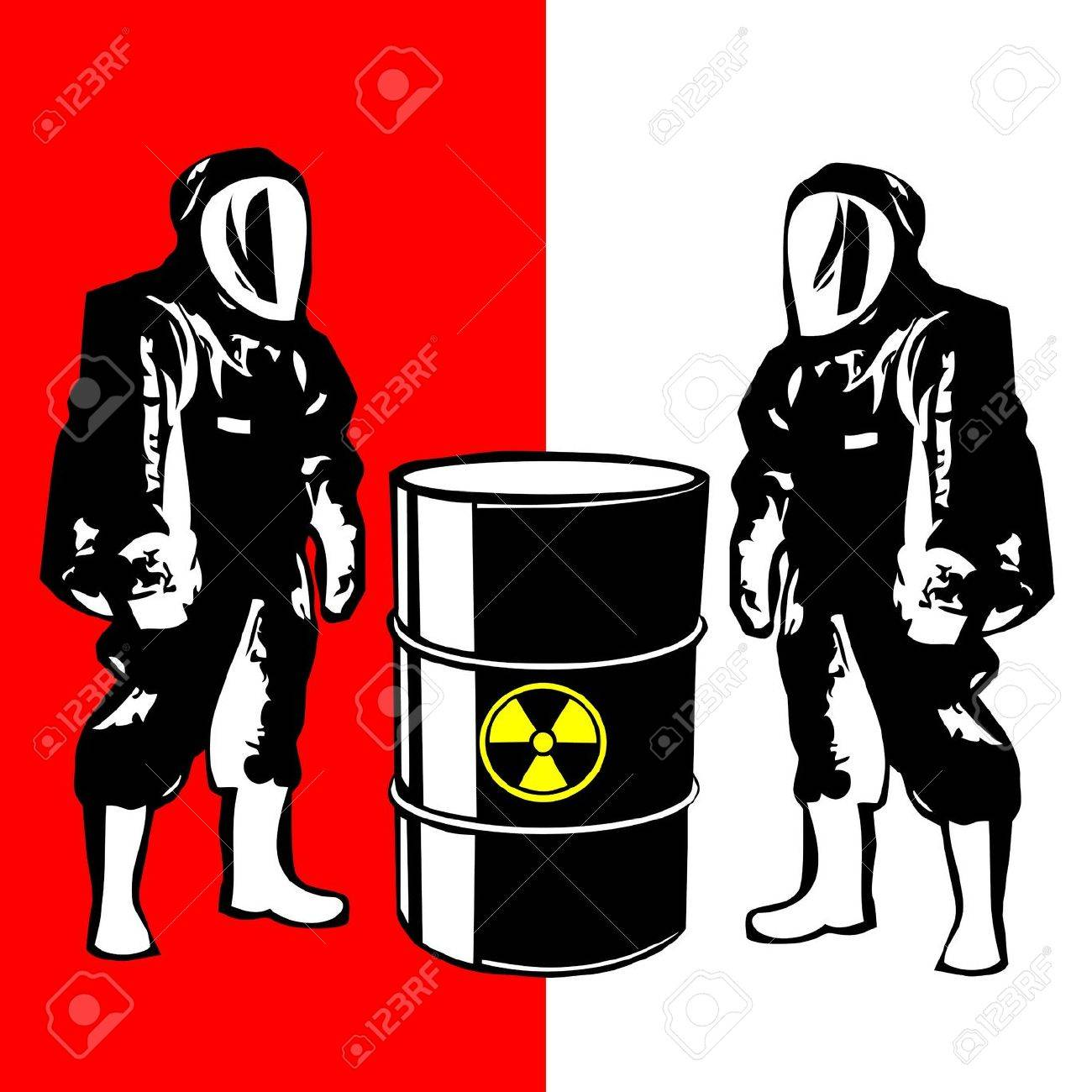 Person In Biohazard Suit Royalty Free Cliparts, Vectors, And Stock ...