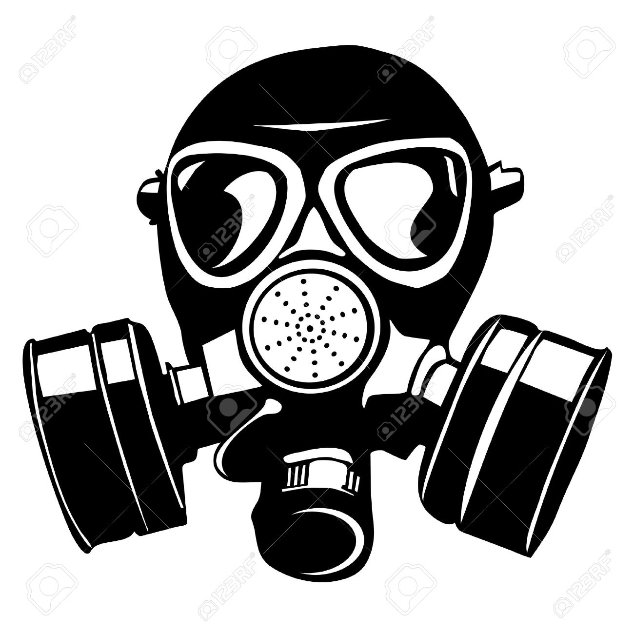 gas mask royalty free cliparts vectors and stock illustration rh 123rf com gas mask clip art free gas mask clip art free
