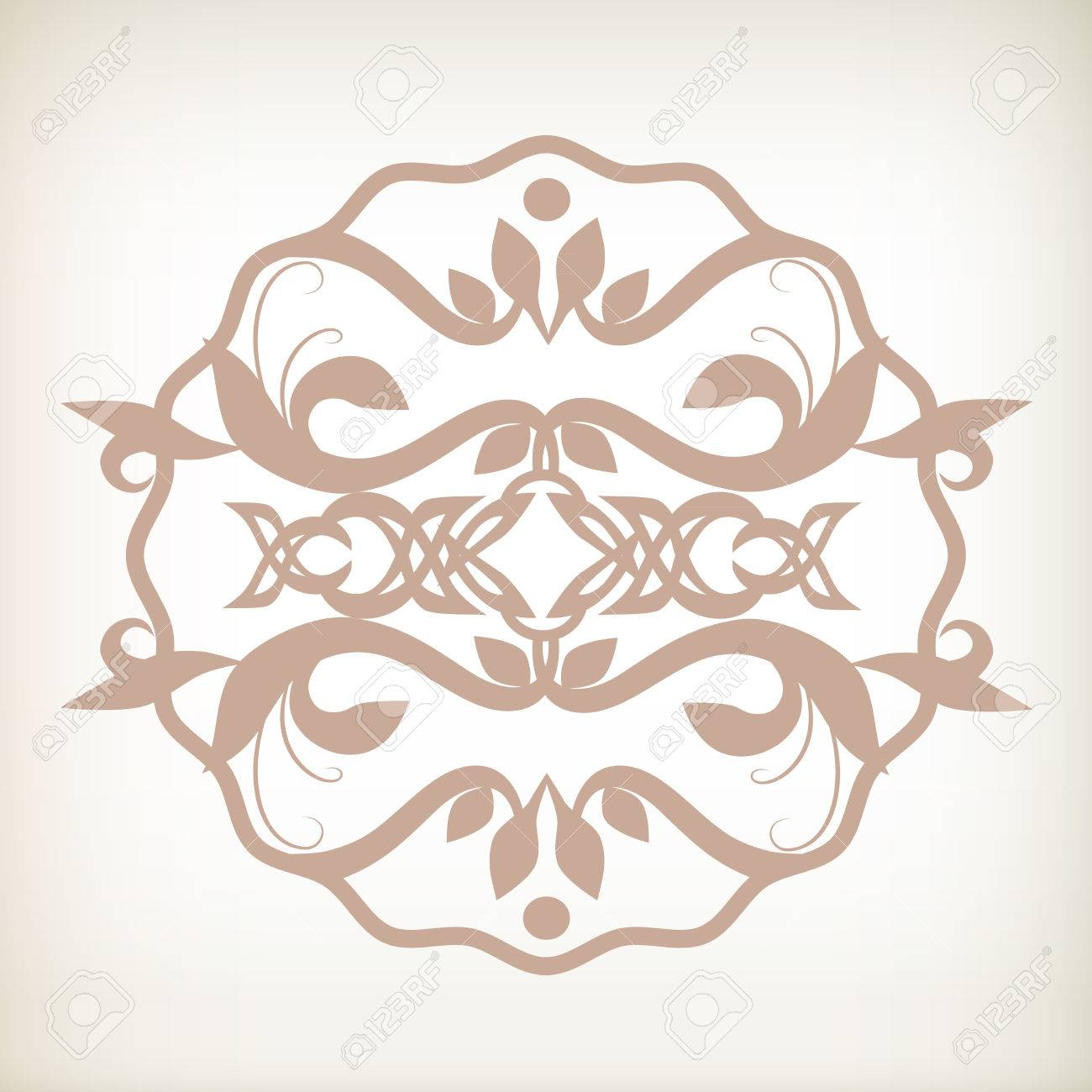 victorian ornament vector scrolls and vignettes royalty free