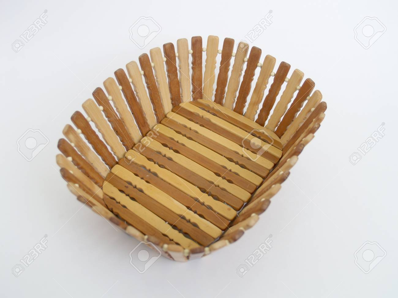 Wooden bread bin Stock Photo - 12433136