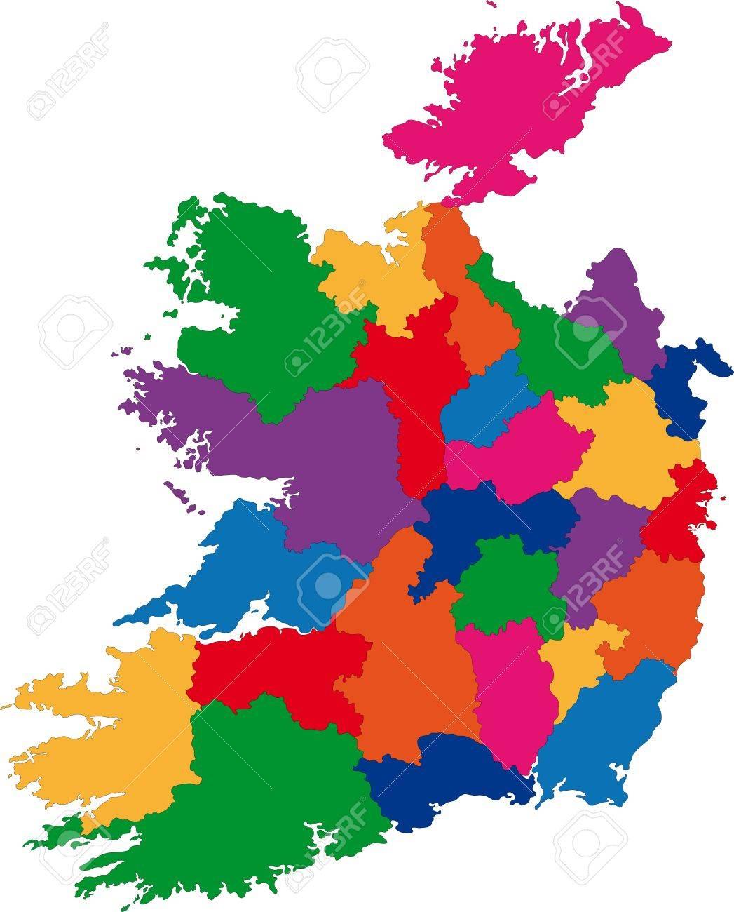 アイルランド共和国の地方行政区...