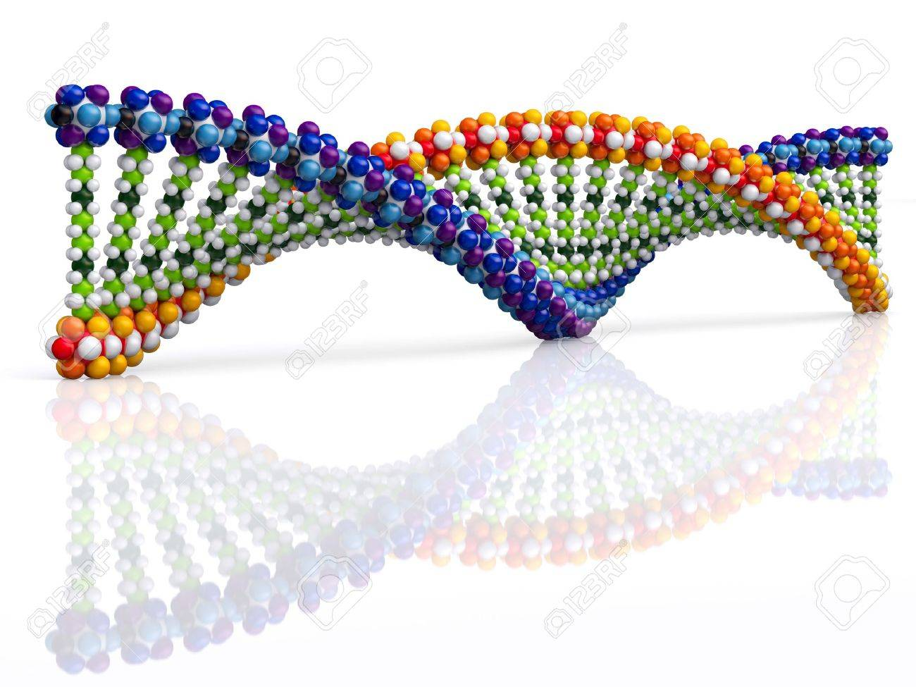 DNA Stock Photo - 9959887