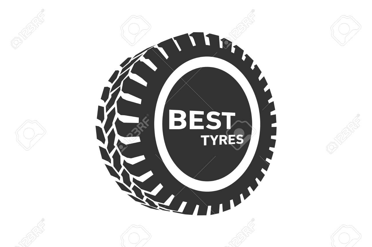 Tyre Shop Logo Design Tyres Wheel Business Branding Tyre Logo