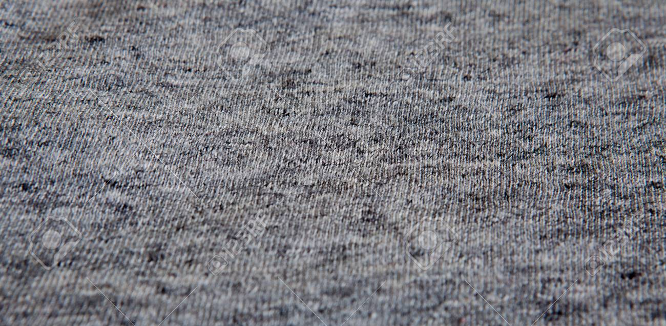d71cbd1cea429a Real heather grey knitted fabric made of synthetic fibres textured  background