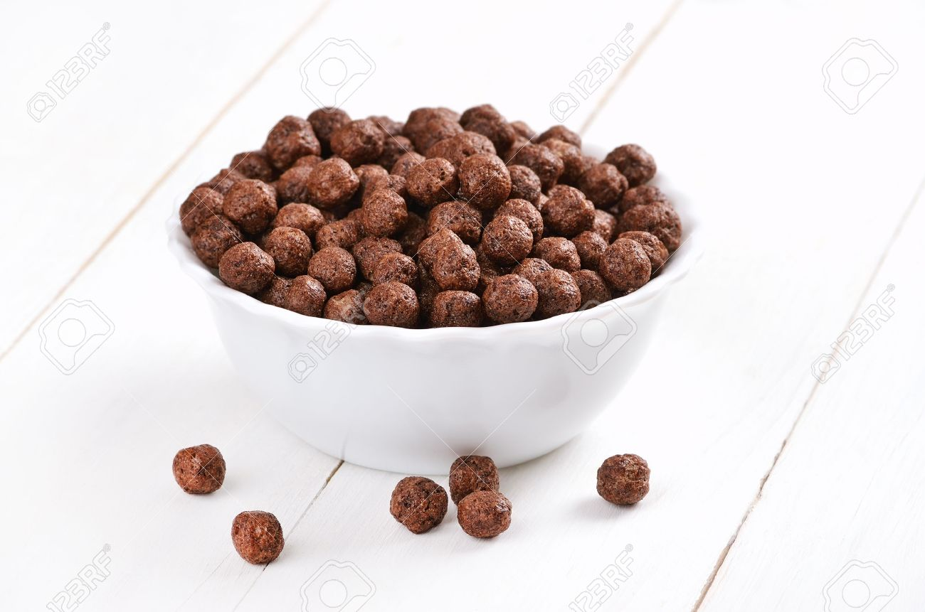 Chocolate Cereal Stock Photos & Pictures. Royalty Free Chocolate ...