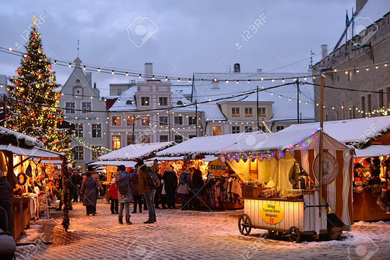 タリン、エストニア - 2017 年 1...