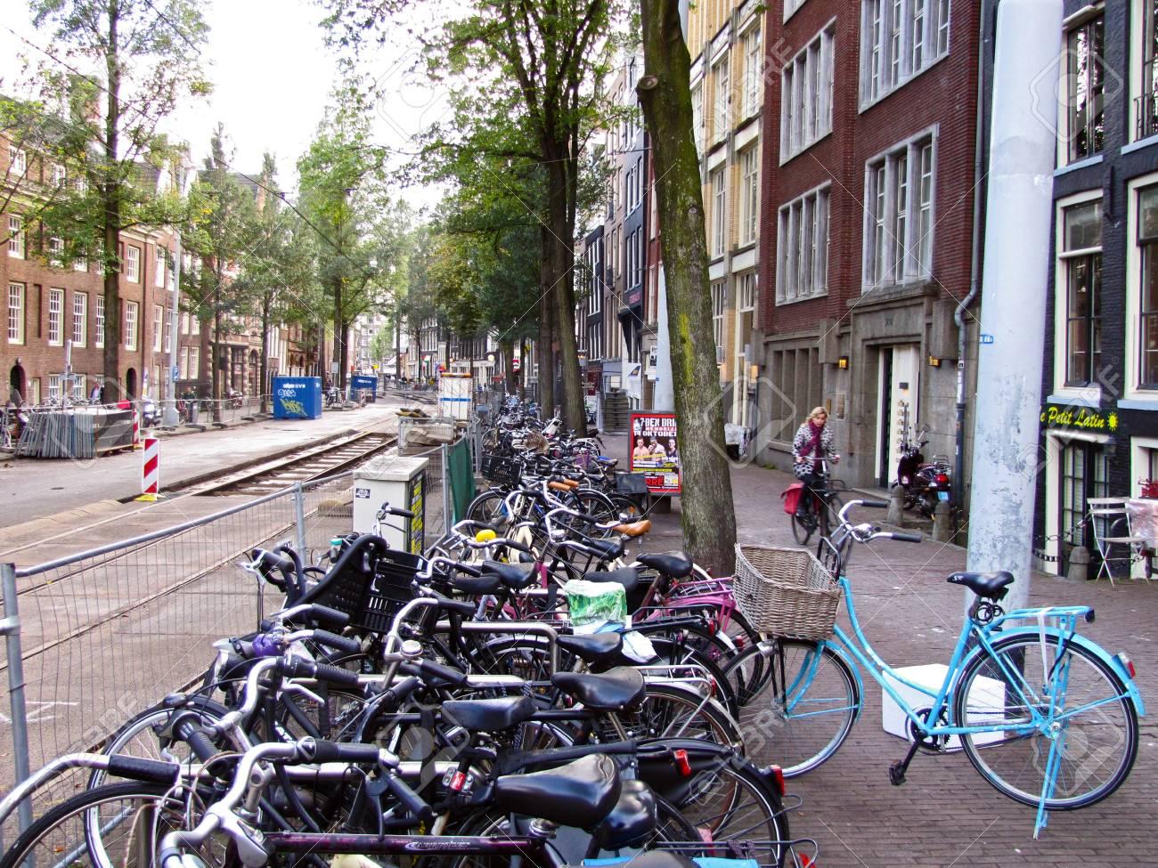 Bikes in Amsterdam - 34359778