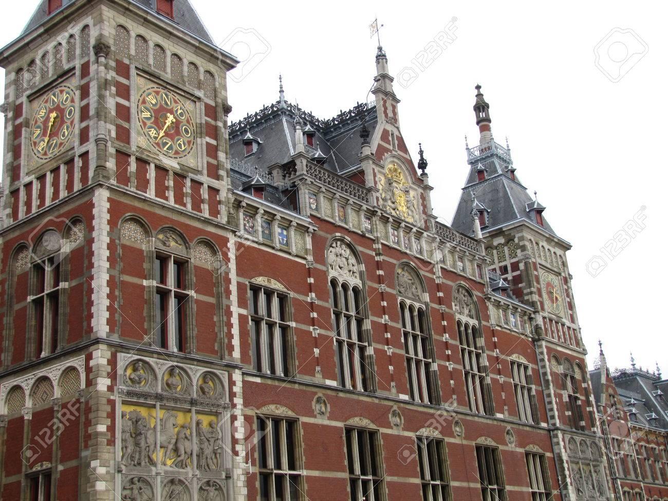Amsterdam Architecture - 34359779