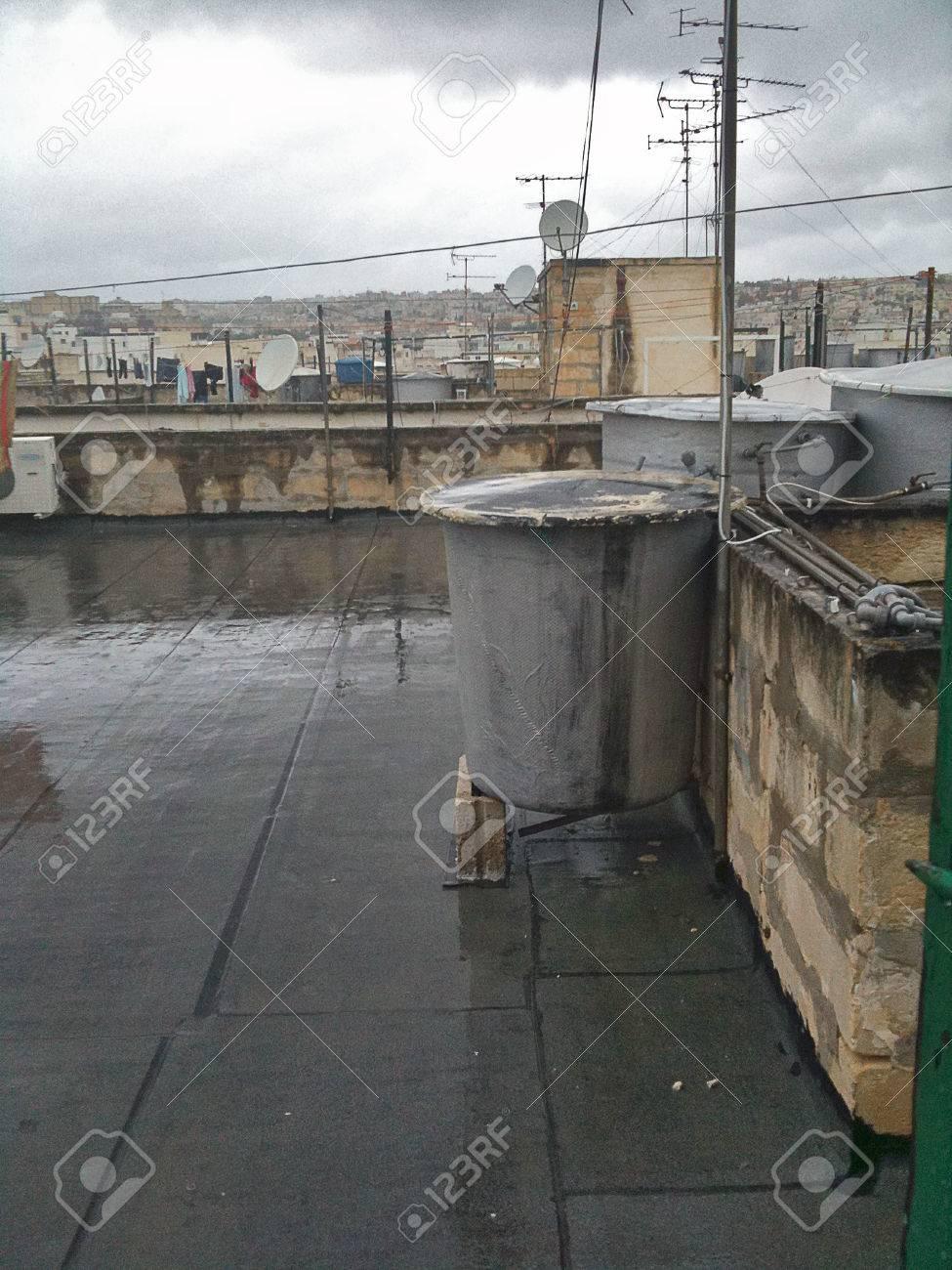 Rooftops of Sliema - 34360444