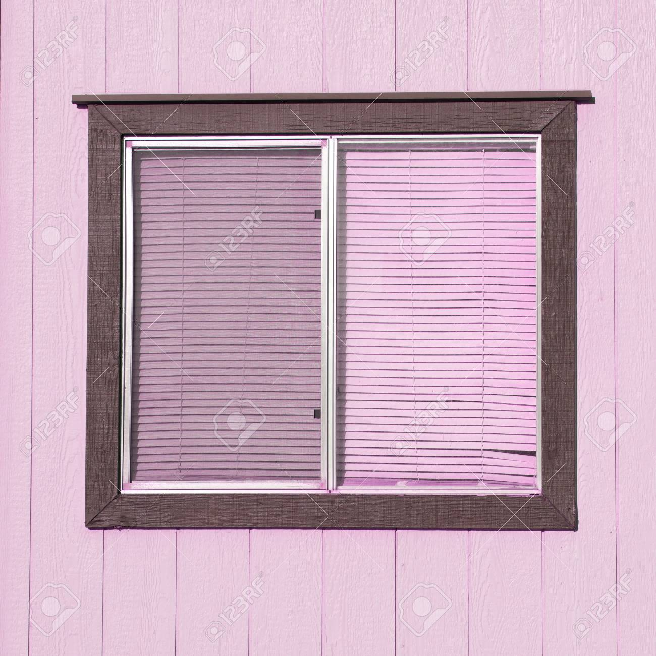 plastic window blinds hard plastic old window with plastic blinds on wood walls stock photo 78600962 old window with plastic blinds on wood walls