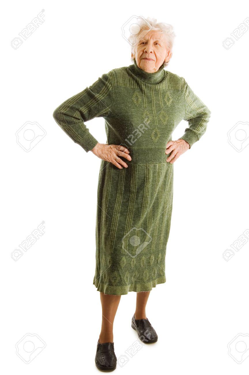 Фото бабушка в халате 1 фотография