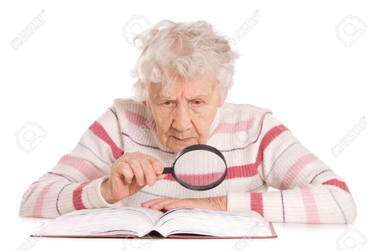Фото бабушка в халате 17 фотография