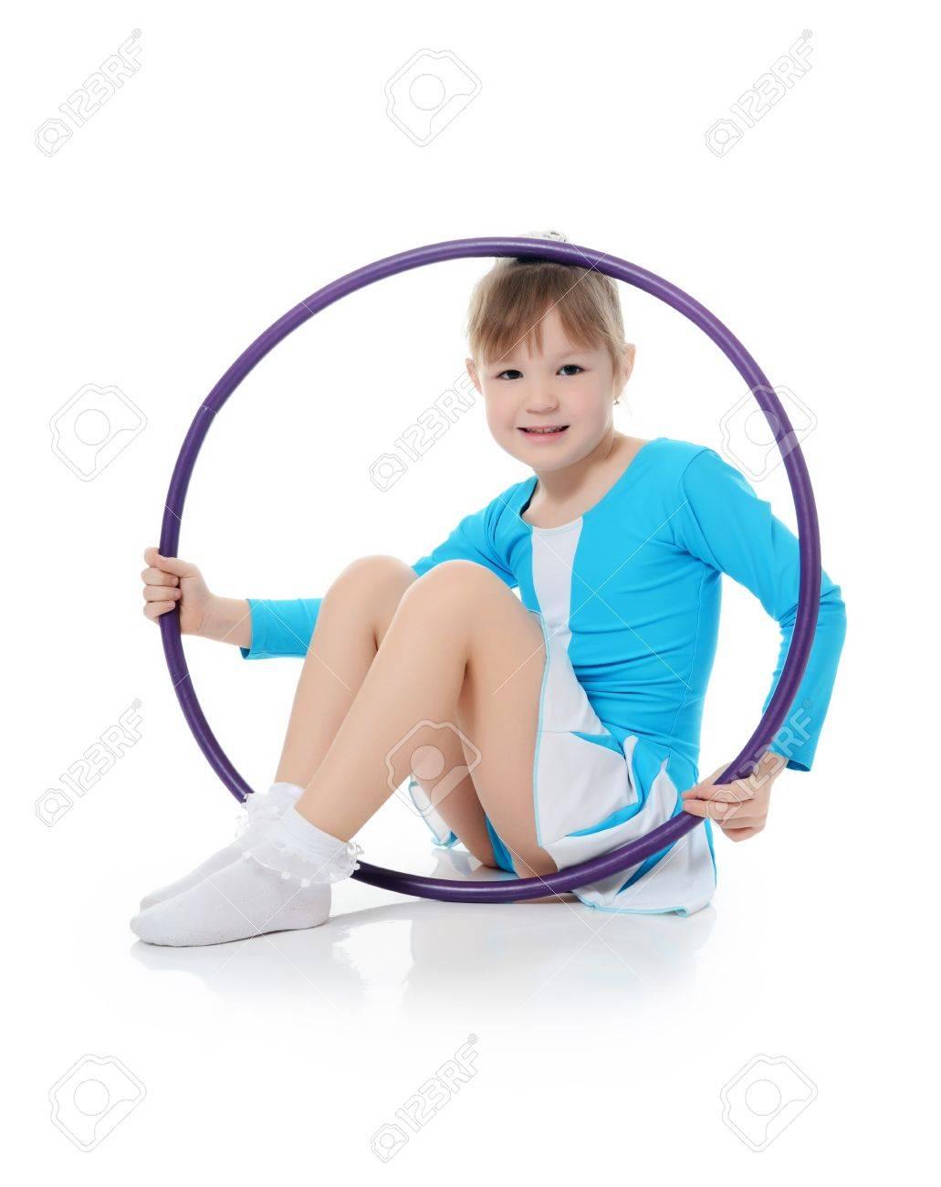 gymnastic girl