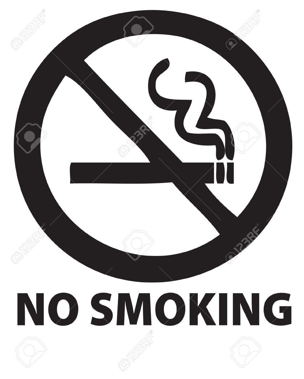 No smoking symbol stock photo picture and royalty free image image no smoking symbol stock photo 2532212 buycottarizona Images