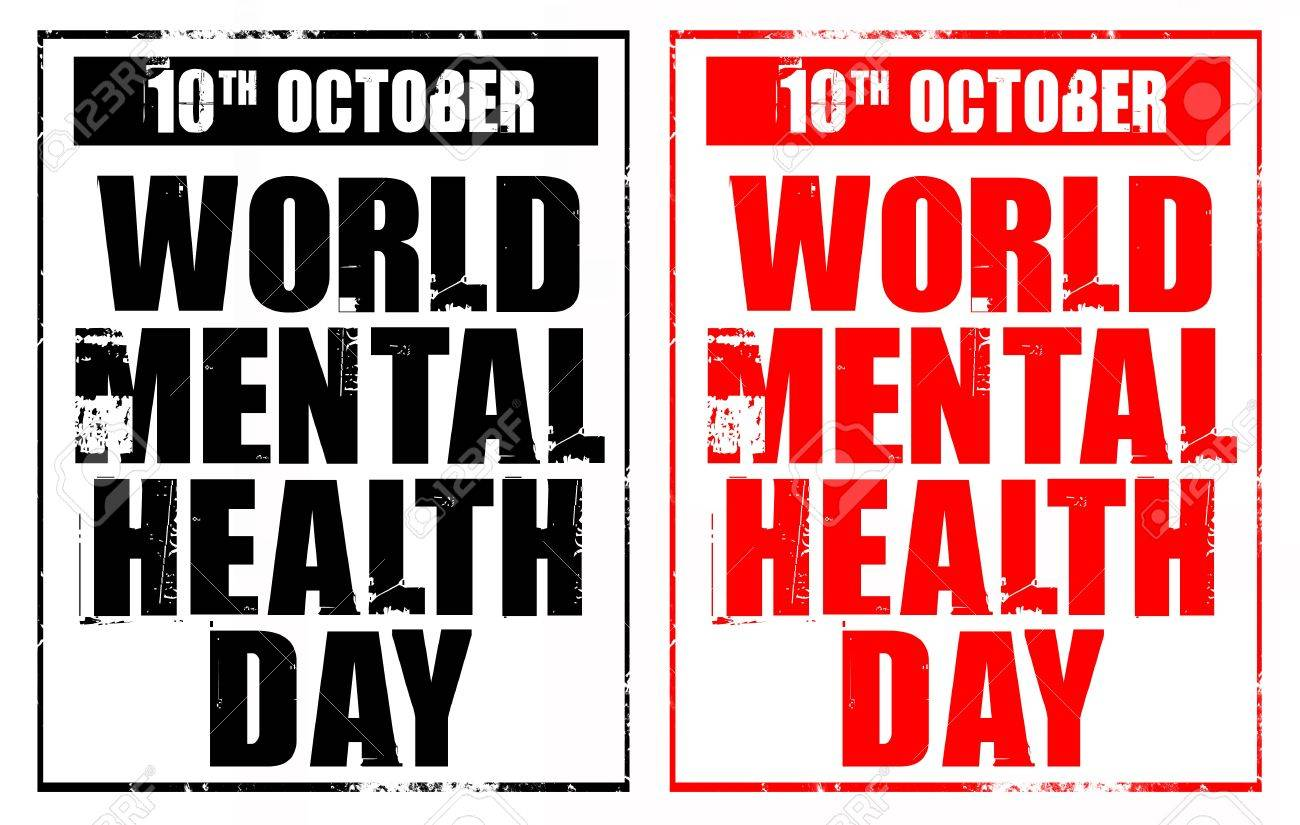 10th october - world mental health day Stock Photo - 3673982