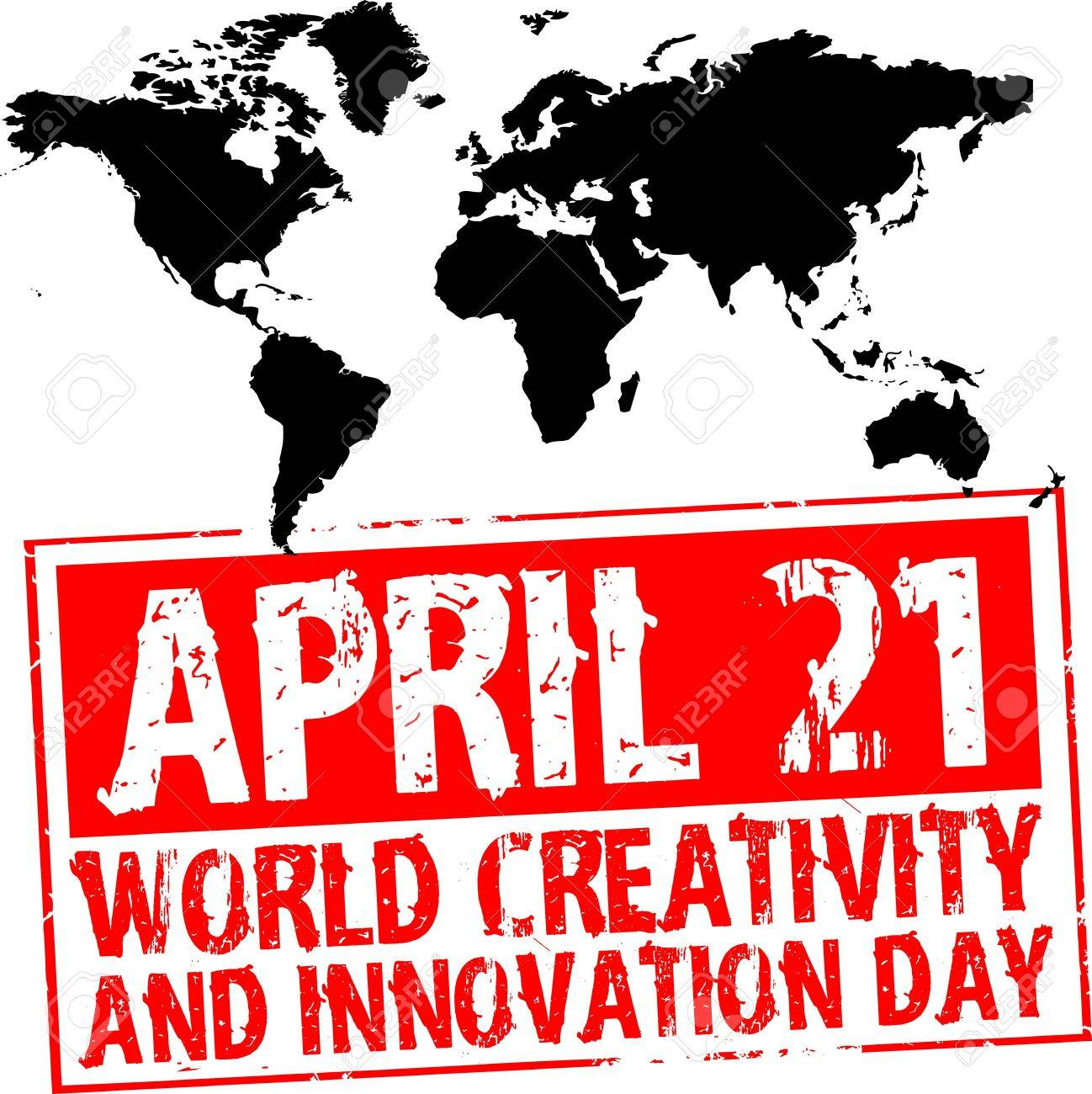 World Creativity And Innovation Day Stock Photo, Picture And Royalty Free  Image. Image 6919865.