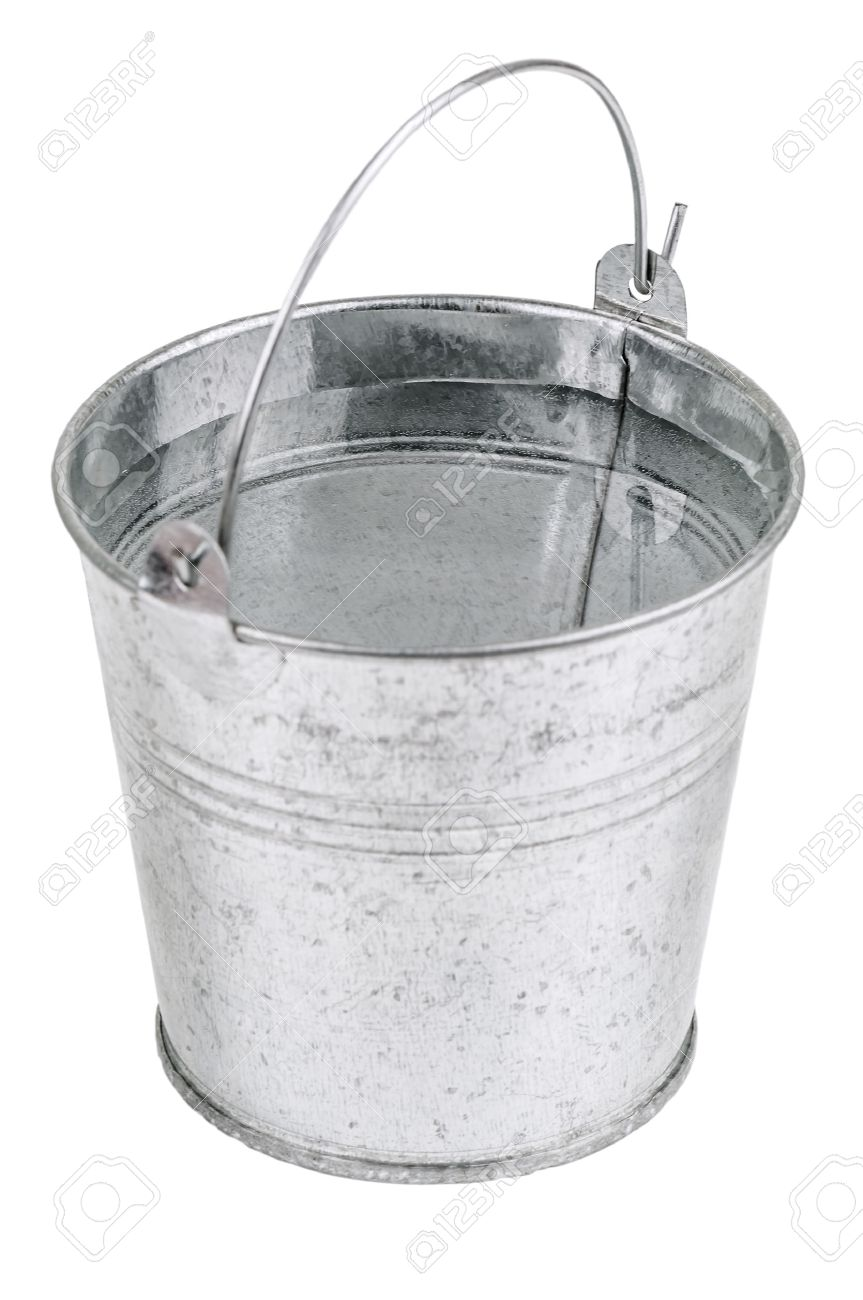 Image result for bucket of water