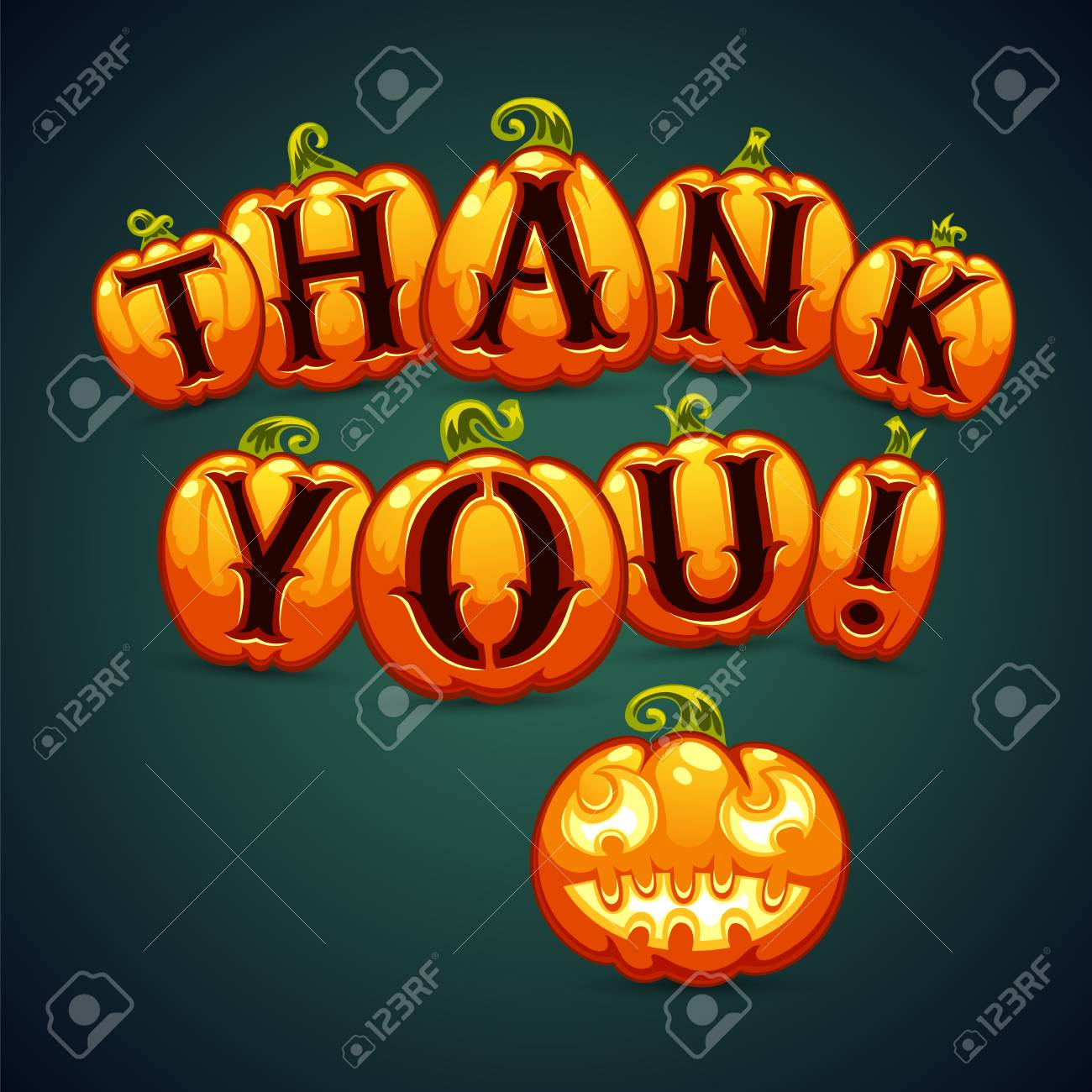 halloween thank you halloween thank you