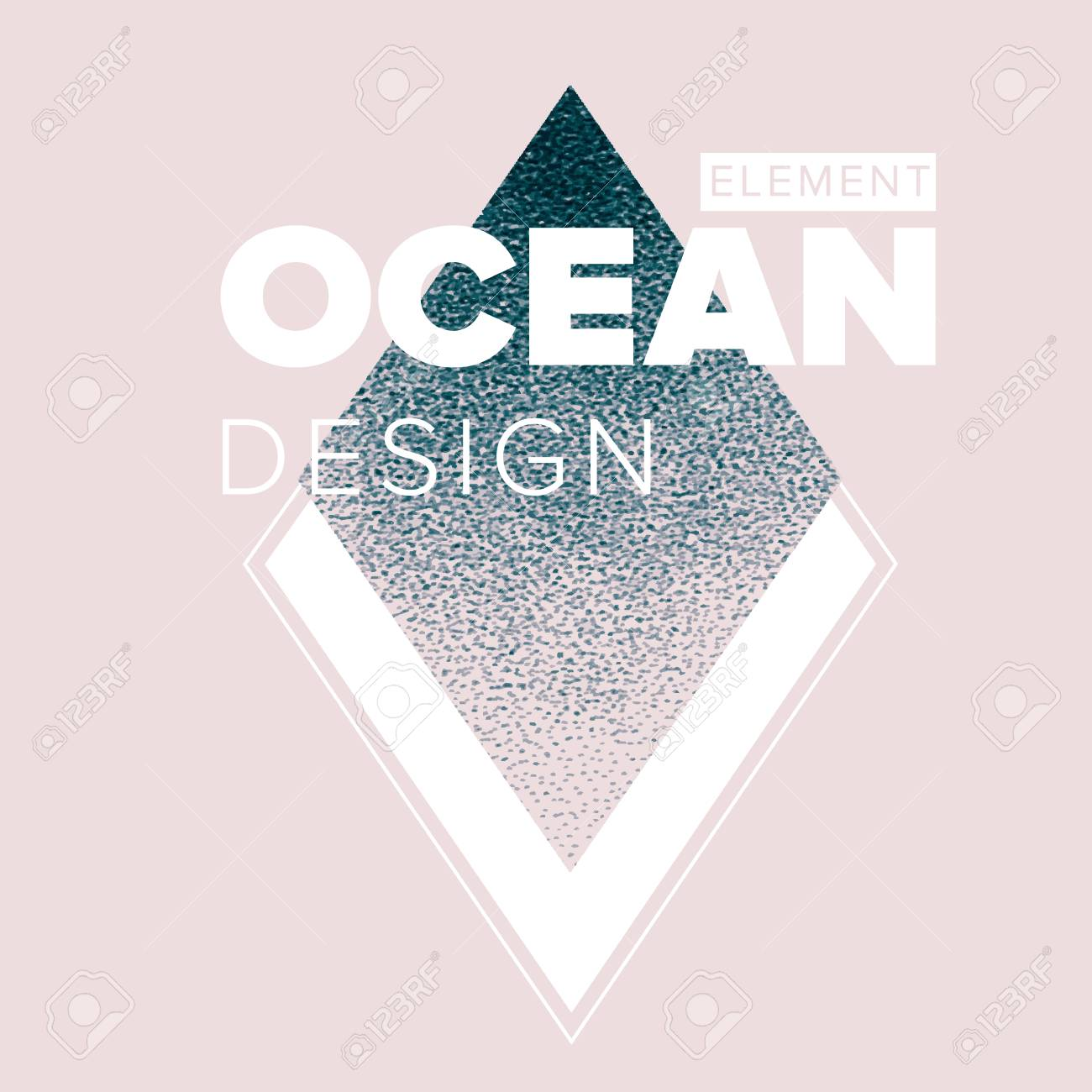 Geometric modern muted colors nautical design template for social geometric modern muted colors nautical design template for social media banner stock vector 71541667 pronofoot35fo Images