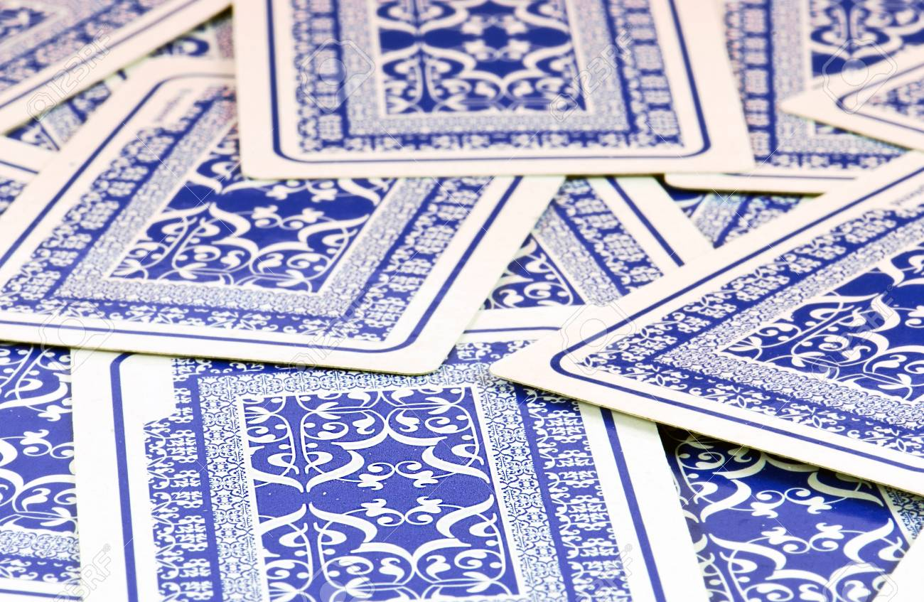 Background from playing cards (suit) Stock Photo - 12324905