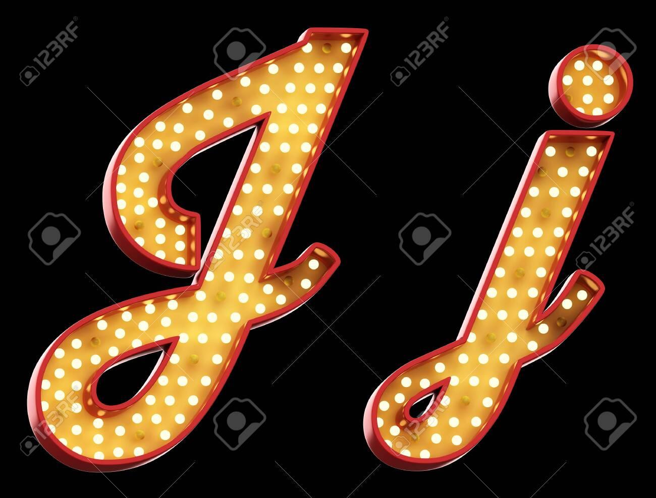 J j sign light font - 151932693