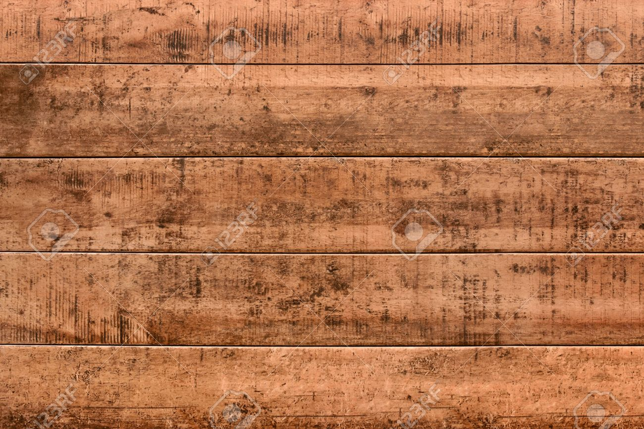 Old Wooden Rustic Table Top Texture Background Stock Photo