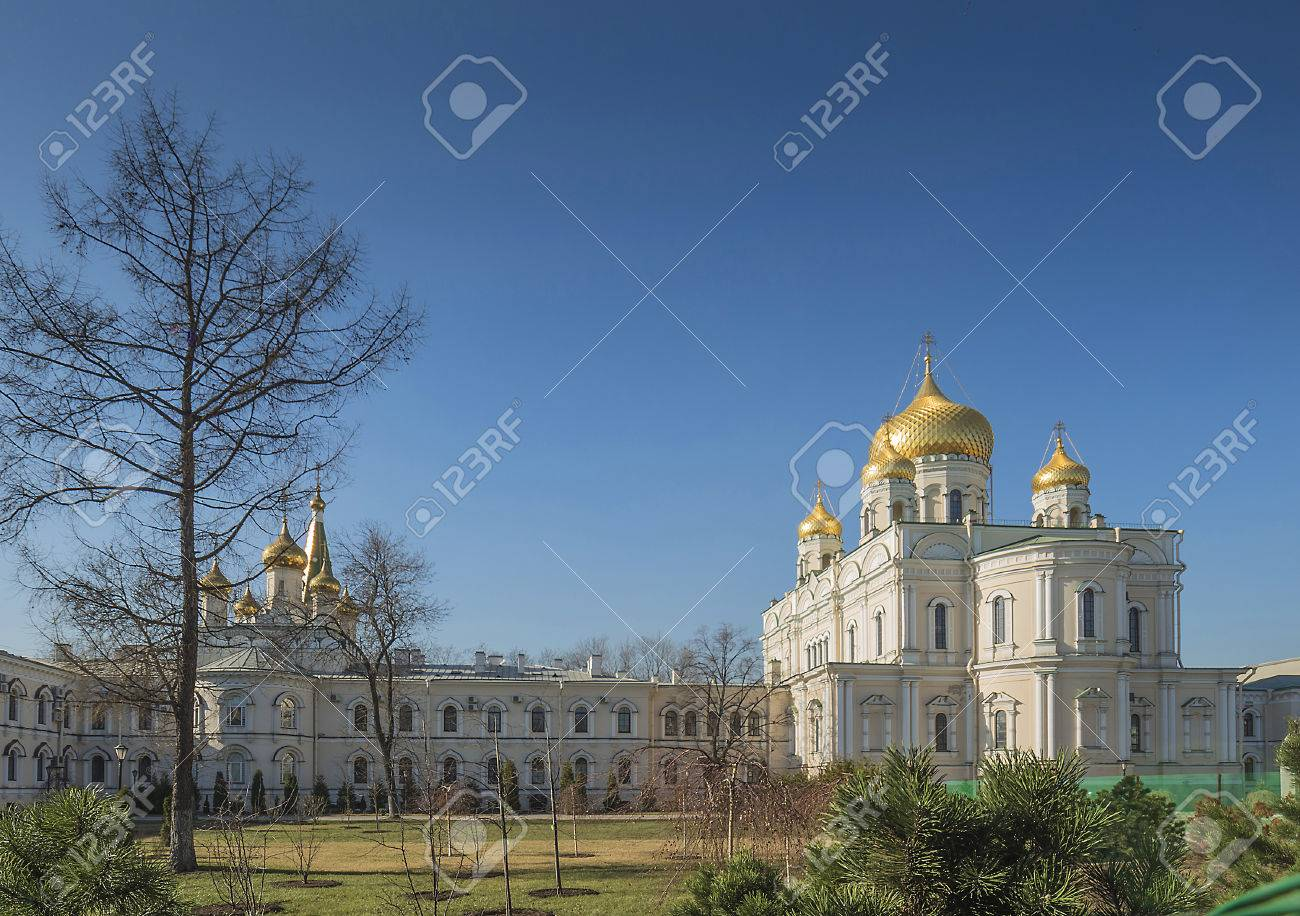 Resurrection Novodevichy Convent in St. Petersburg 37