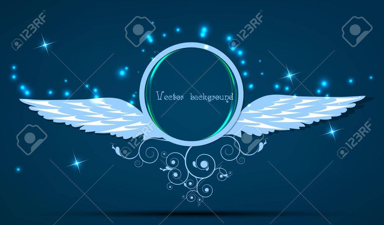 wings vector Stock Vector - 10963933