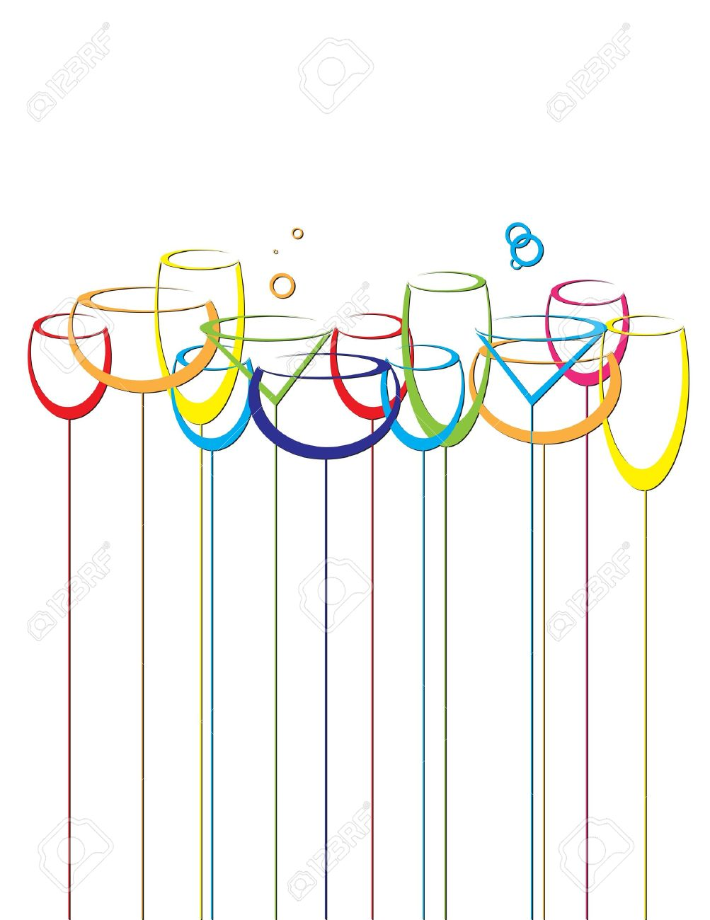 abstract drink background alcohol wine glasses royalty free