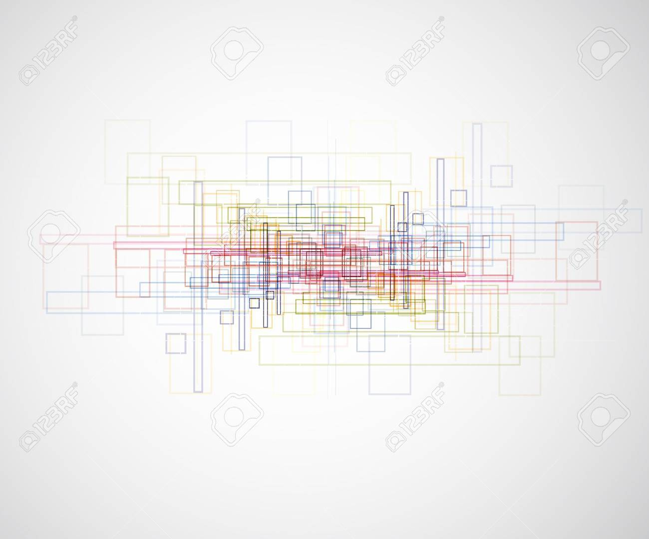 Abstract bright technology dynamic fade background Stock Photo - 15427340