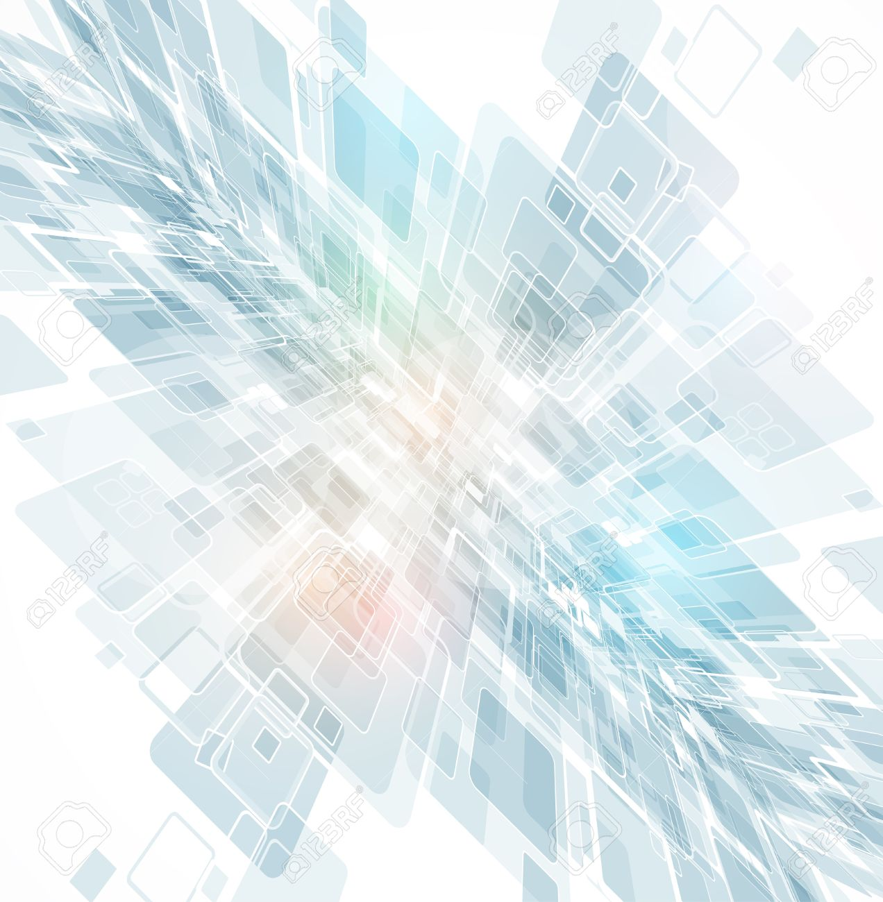 Abstract Light Space Technology Circuit Computer Background Vector ...
