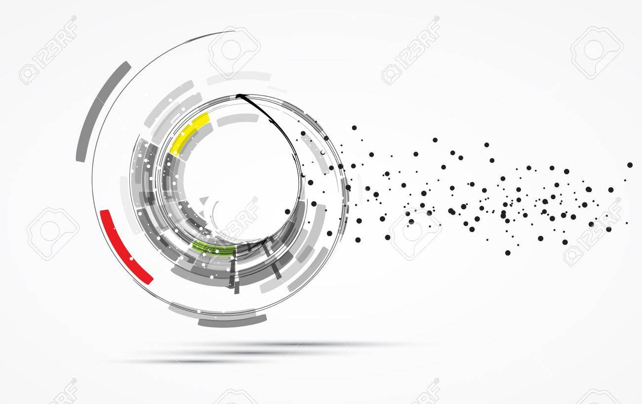 abstract futuristic internet high computer technology business background - 20021475