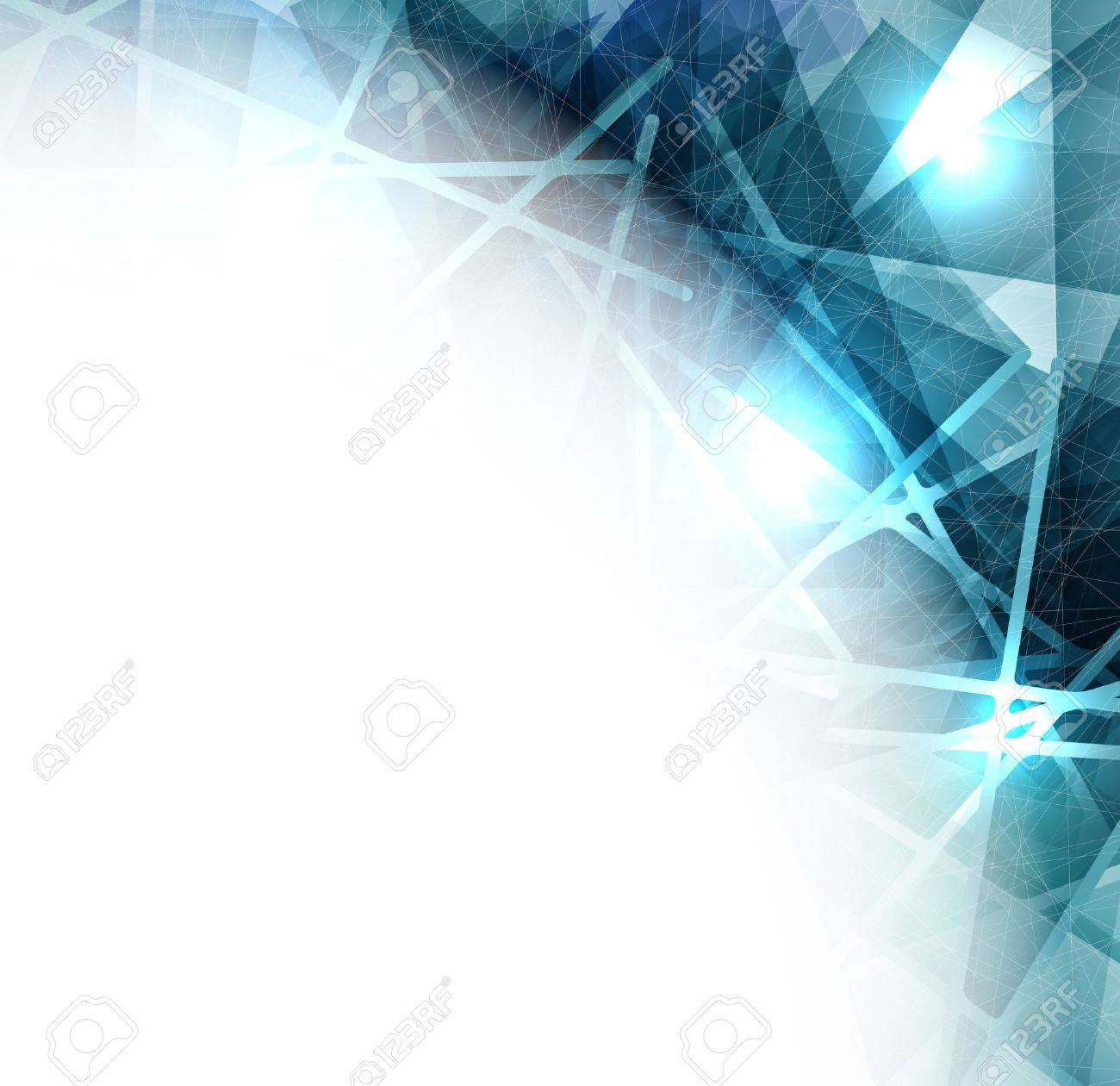 Ice abstract background texture of the frosty surface Stock Vector - 20907664