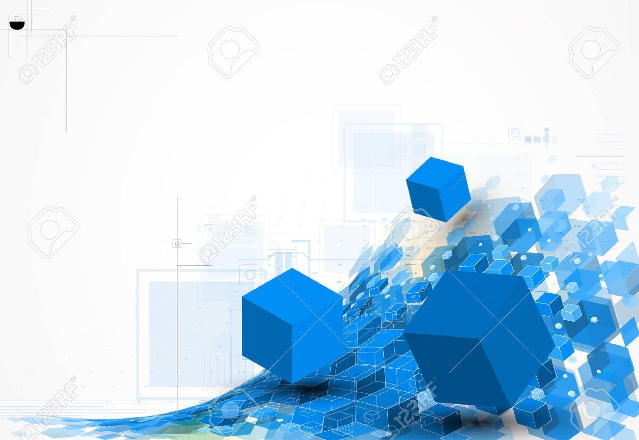 new technology background