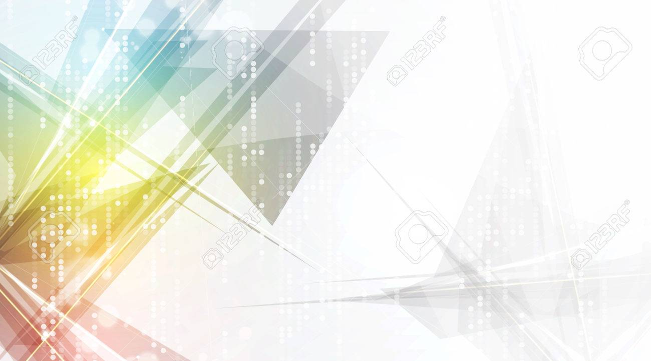 abstract futuristic fade computer technology business background - 50385510