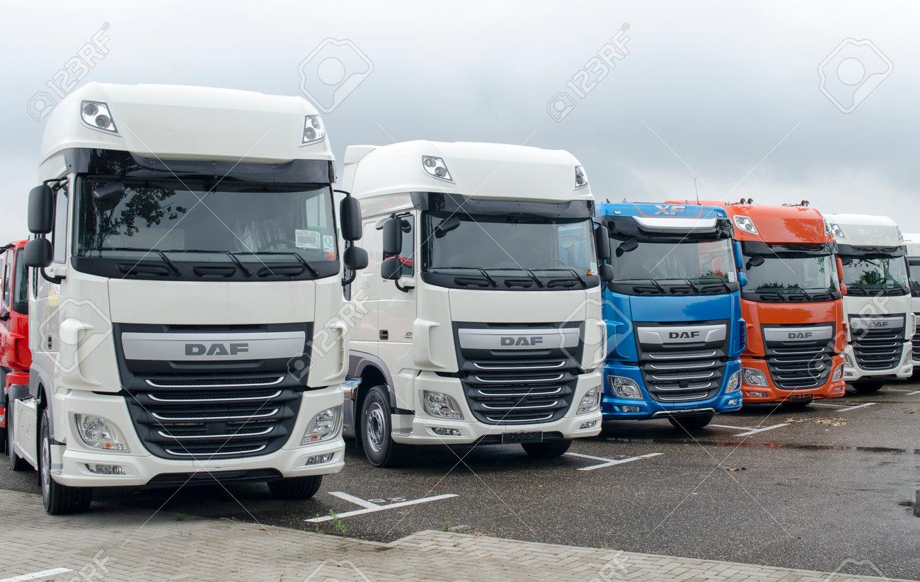 DAF XF Euro 6 Trucks