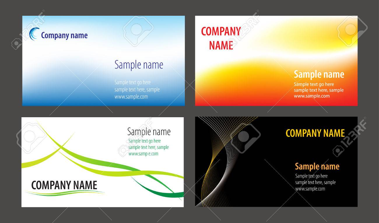Business cards hollywood choice image free business cards go business cards image collections free business cards business cards templates collection royalty free cliparts vectors magicingreecefo Images