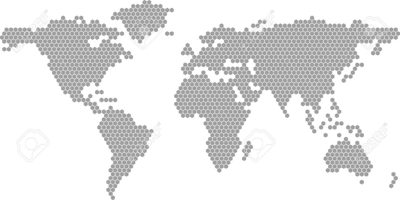 Vector world map royalty free cliparts vectors and stock vector world map stock vector 8339252 gumiabroncs Gallery