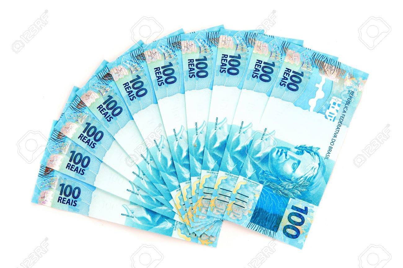 New brazilian currency one hundred real stock photo picture and new brazilian currency one hundred real stock photo 9516507 buycottarizona Images
