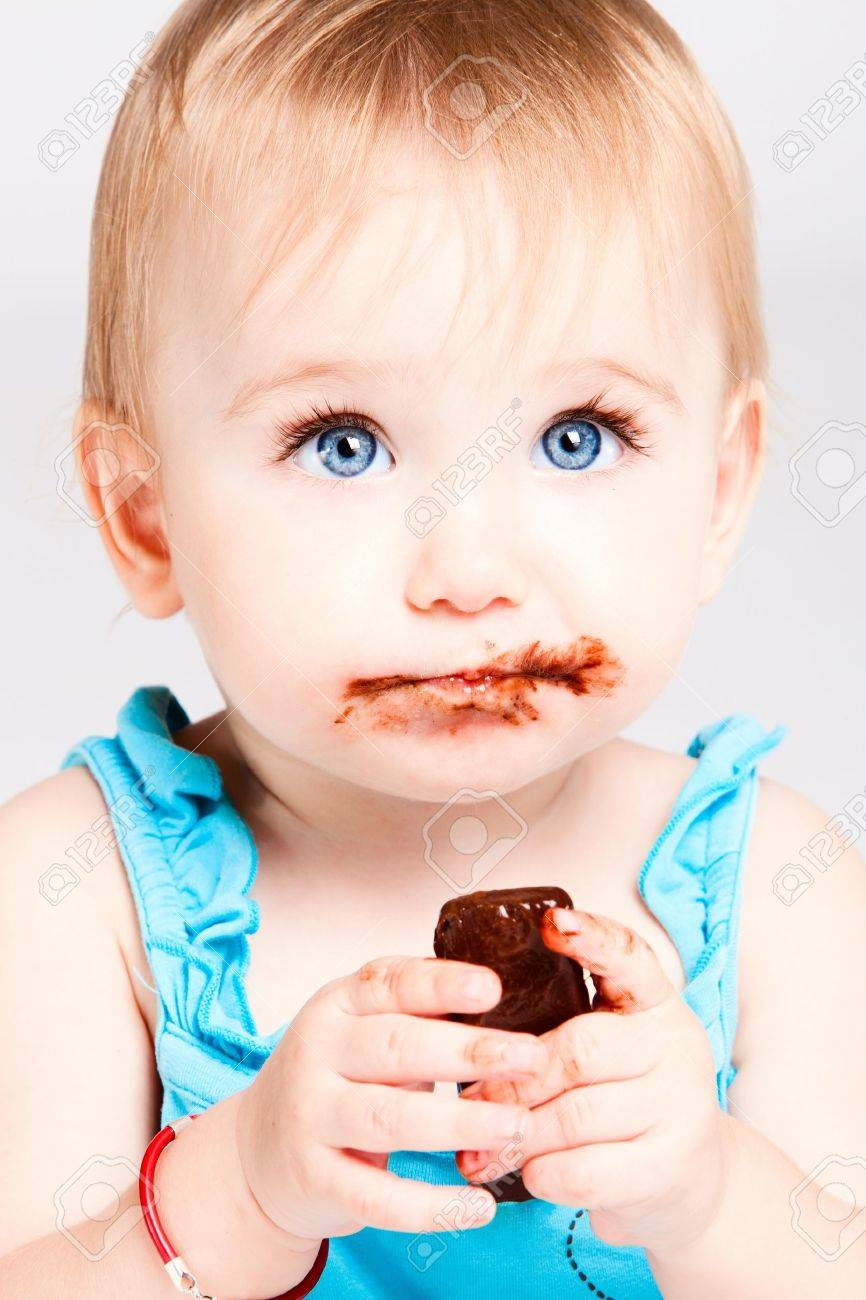 Chocolate Face Stock Photos & Pictures. Royalty Free Chocolate ...