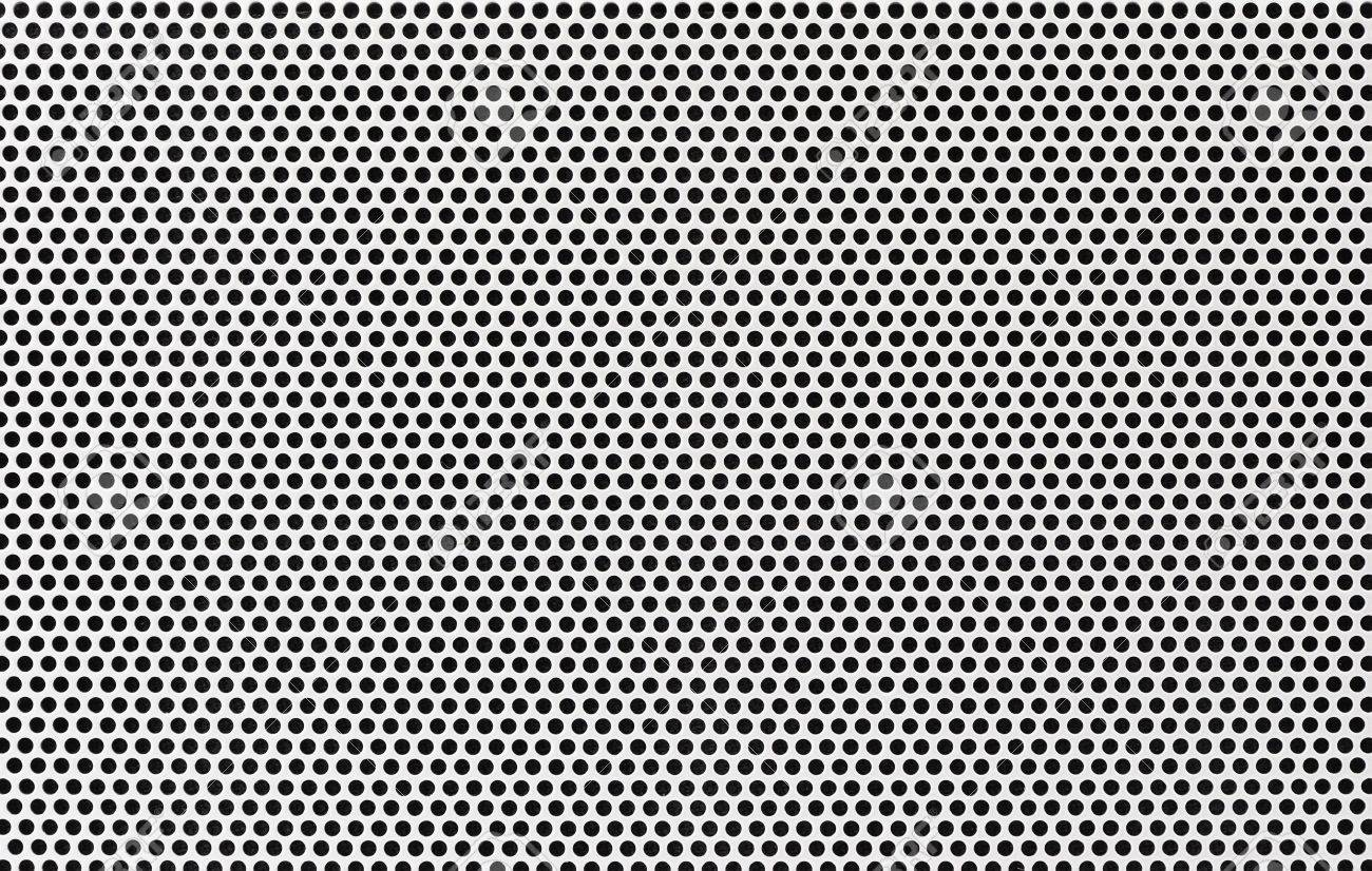 Stainless Steel Mesh. Can Be Used As A Background. Stock Photo ...