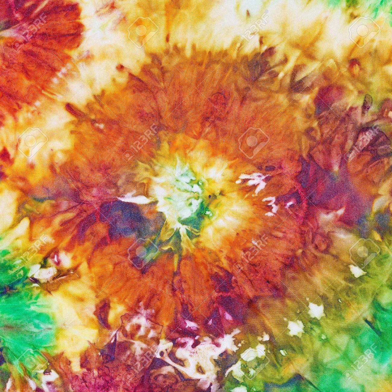 abstract flower pattern of nodular painted batik Stock Photo - 22214525