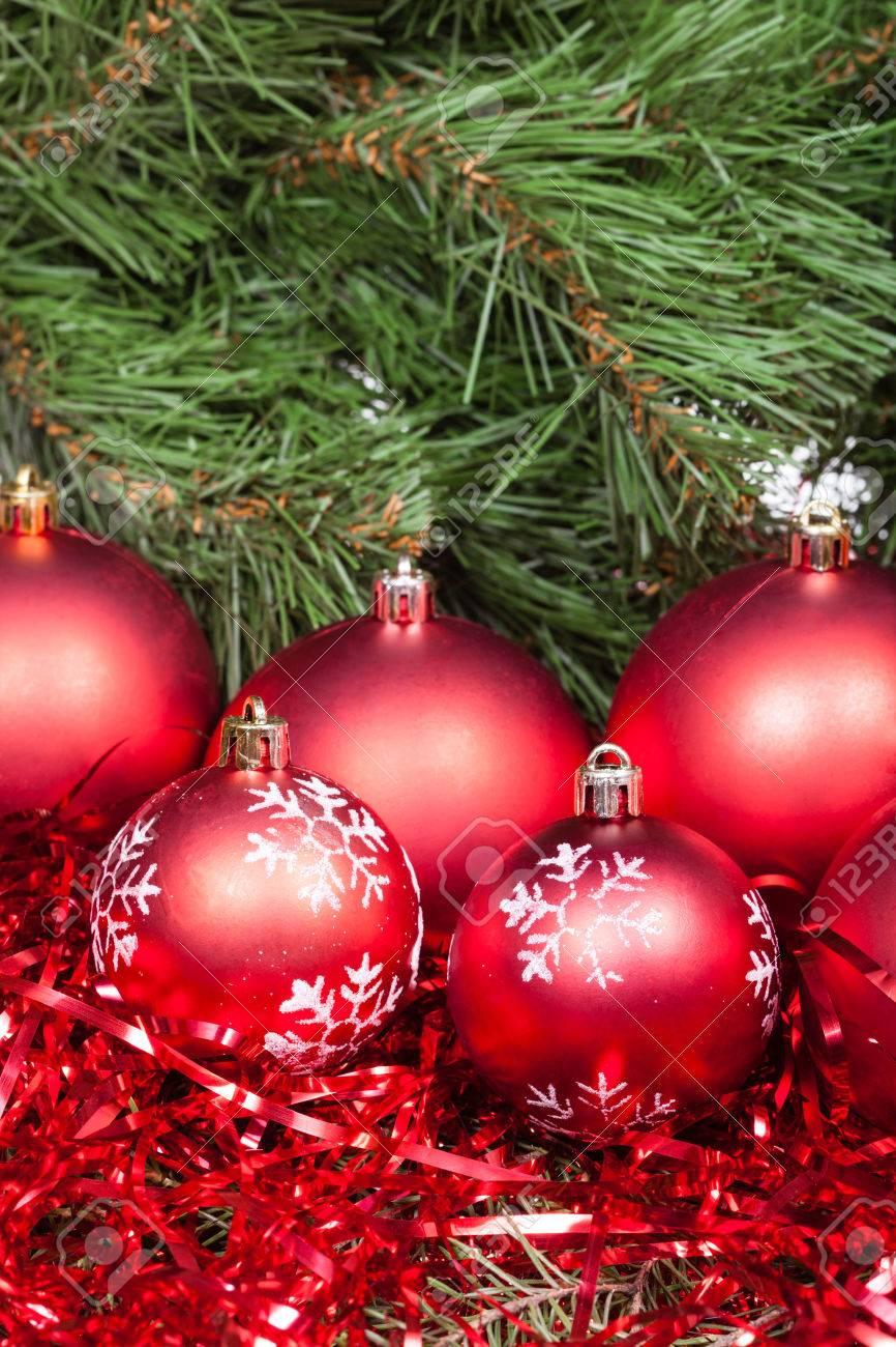 Vertical Christmas Still Life