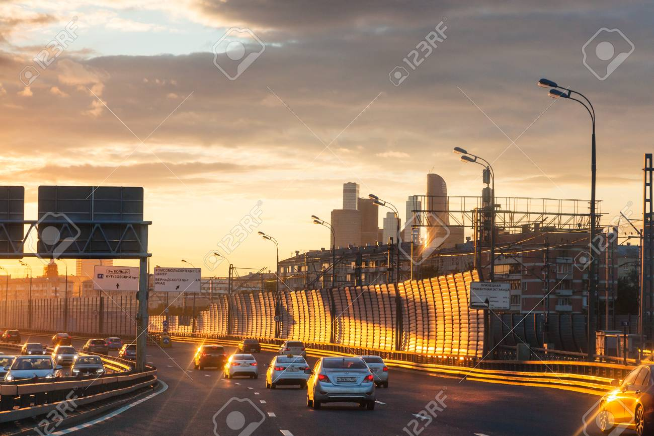 Moscow ring road. The length of the Moscow Ring Road and its history 57