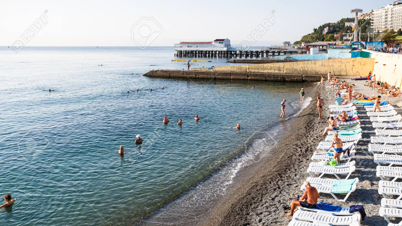 Southern coast of Crimea, Alushta. Beaches, vacation by the sea. Guest reviews. Alushta: Hotels with a private beach 47